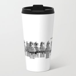 Spartacus Star Wars LEGO - Luke Storm Trooper (Long) Travel Mug