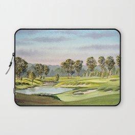 Fallen Oak Golf Course Mississippi Laptop Sleeve