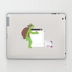 Donatello Does Machines Laptop & iPad Skin
