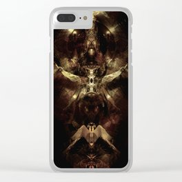 Thanatos: Prelude VII Clear iPhone Case