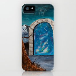 The Waygate iPhone Case