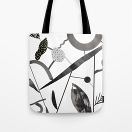 Abstract Botanica - 2 Tote Bag
