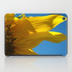 sunflower. iPad Case