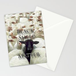 Black Sheep Matter Stationery Cards