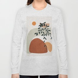 Soft Shapes I Long Sleeve T-shirt