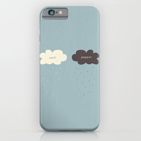 Salt & Pepper iPhone & iPod Case