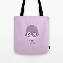 Amazed Jiggin Monkey Tote Bag