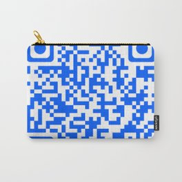 QR Technologie Carry-All Pouch