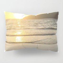 Port Erin - circle/line Pillow Sham