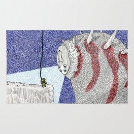 A Startling Expedition Rug