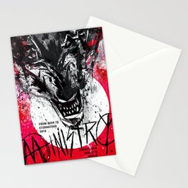 Ministry Live in Berlin with its Beer to Eternatour Stationery Cards