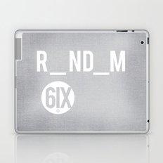 R_ND_M 6IX Laptop & iPad Skin