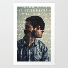 L I F E . L E S S O N . Art Print