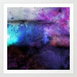 Cosmic Clouds Art Print