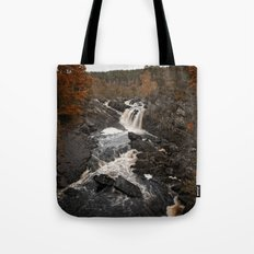 Autum falls Tote Bag
