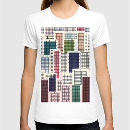 Crowded houses No.2 T-shirt