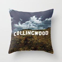 Collingwood hills Throw Pillow