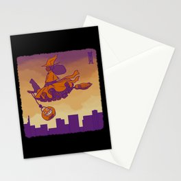 Trick or Treat Witchling Stationery Cards