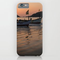Returning from Dolphin Trip Palolem iPhone 6s Slim Case