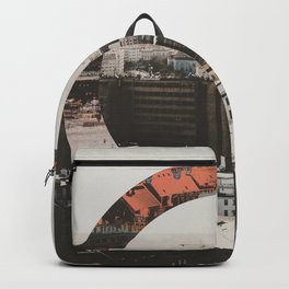 Earl grey Backpack