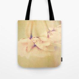Blury Rose Tote Bag