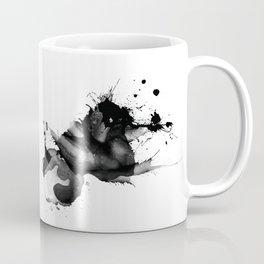 WATERCOLOUR - Painting, Illustration, inked tusche Coffee Mug