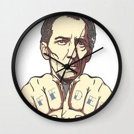 MOFF DEFF Wall Clock