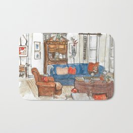 Will and Grace - Will Truman's Apartment Bath Mat