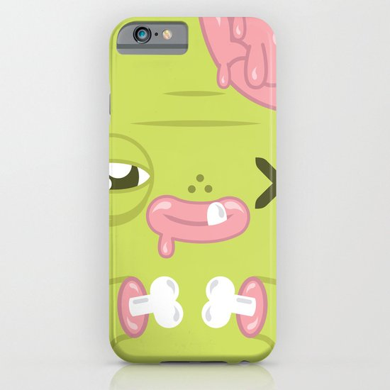 Wishing Zombie iPhone & iPod Case
