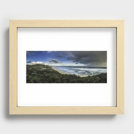 Portsea Scenic Lookout Recessed Framed Print