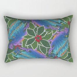 Dragondala Winter Rectangular Pillow