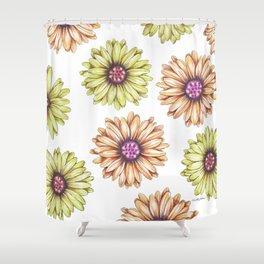 Fun With Daisy- In memory of Mackenzie Shower Curtain