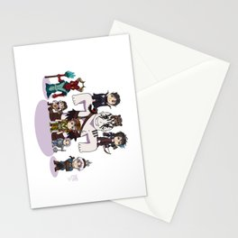 Little Vox Machina Stationery Cards