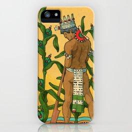 7 Of Jade iPhone Case