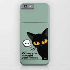 Vigilance iPhone 6s Slim Case