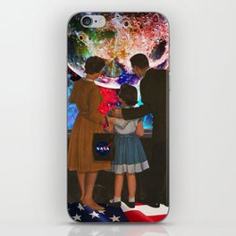 If Only We Had Actually Gone iPhone Skin