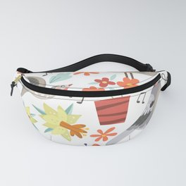 Spring Songs Fanny Pack