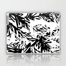 naturally, black and white/ part I Laptop & iPad Skin