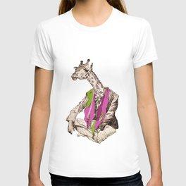 Refugee Zarafa (Giraffe) T-shirt