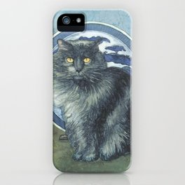 Moxie iPhone Case