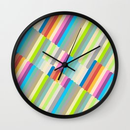 never ending Wall Clock
