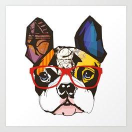 Mini---DOG Art Print