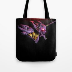 Evangelion Unit 01 - Rebuild of Evangelion 3.0 Movie Poster Tote Bag