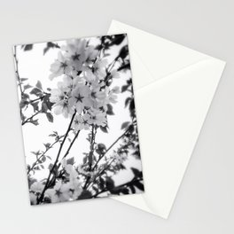 """""""a gentle tone of kindness"""" Stationery Cards"""