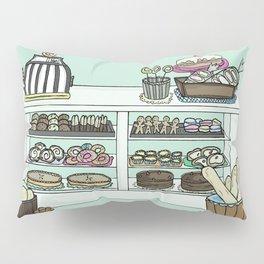 British Bakery Pillow Sham