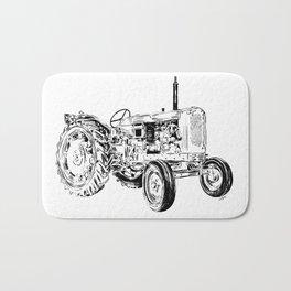 Tractor Bath Mat