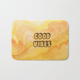 Good Vibes Bath Mat