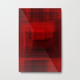 Red#1 Metal Print