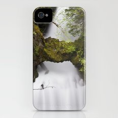 Curly Falls, Washington iPhone (4, 4s) Slim Case