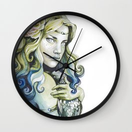 Protect All Things Free & Wild Wall Clock